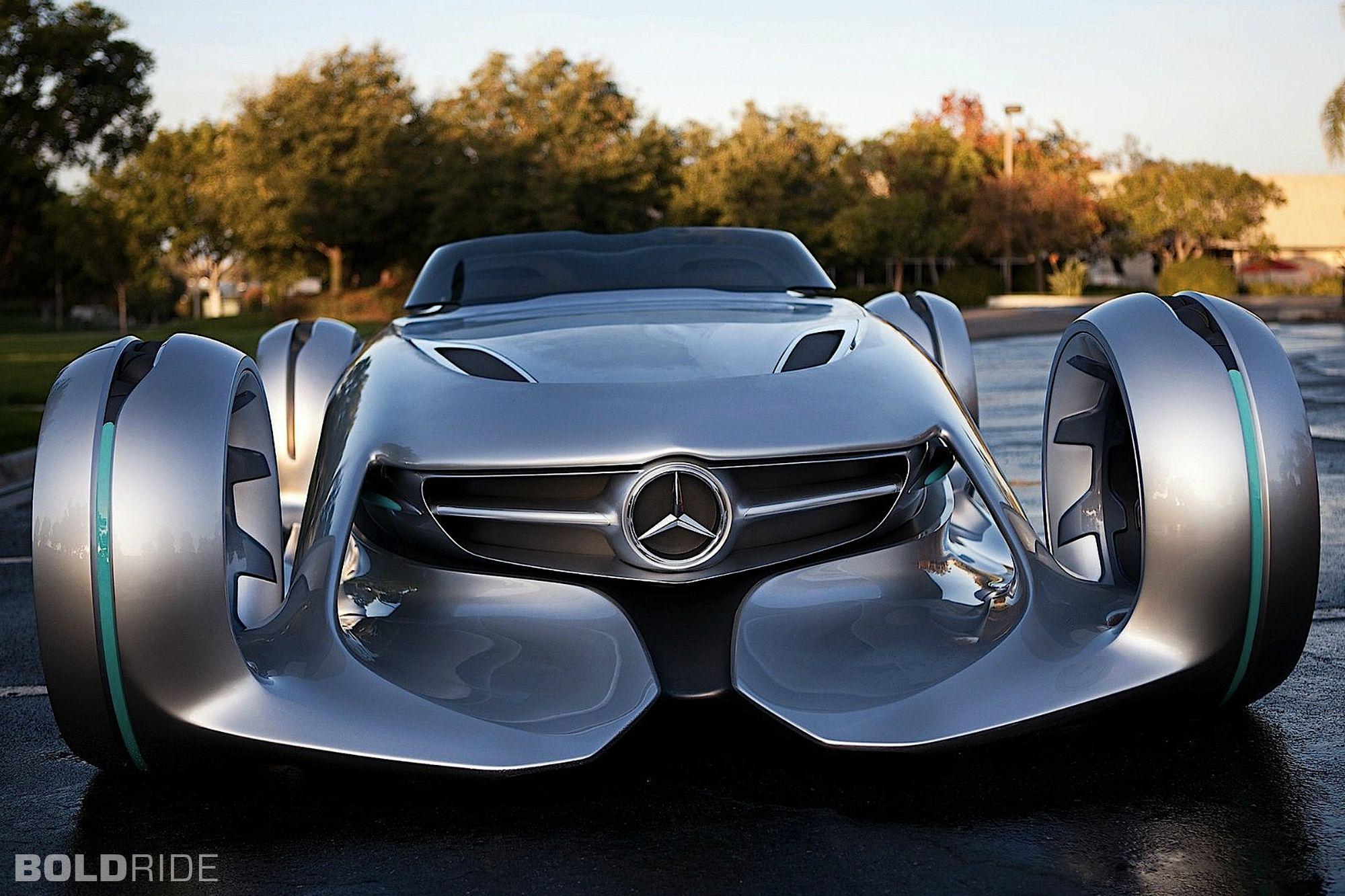 Foto Foto Unik Mercedes Benz Silver Arrow Concept Car Luxury Sports Cars Mobil Futuristik Mobil Konsep