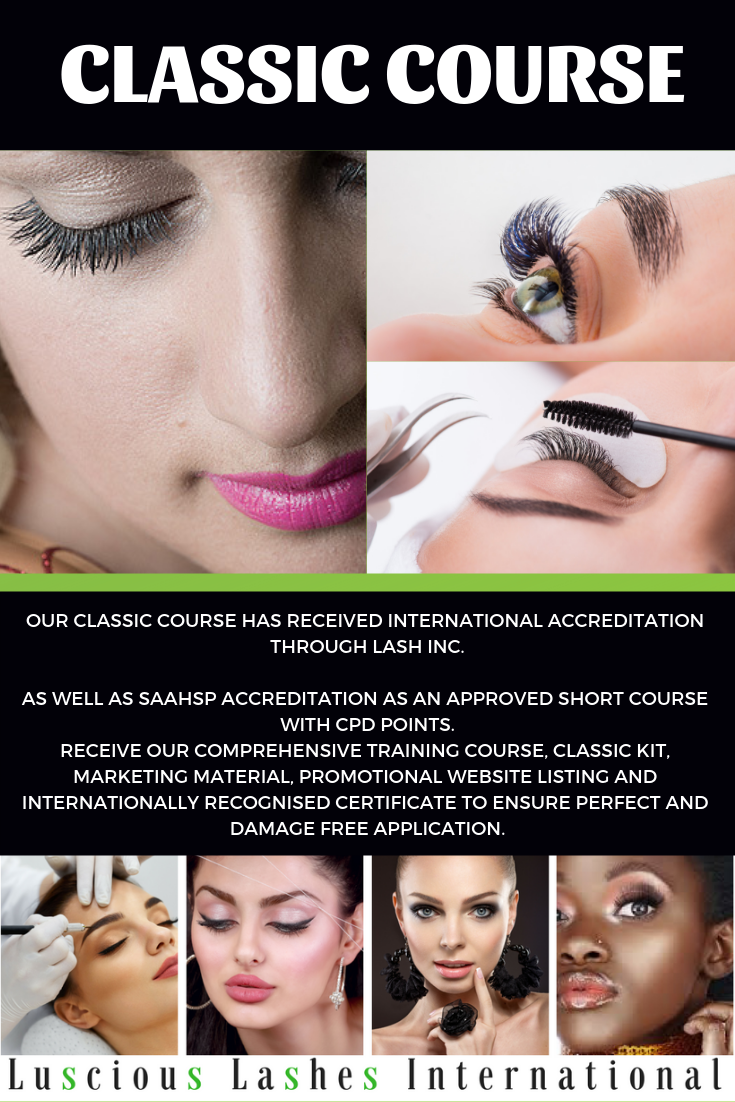 Pin by Clean Your Lashes on Training Schedule | Training courses
