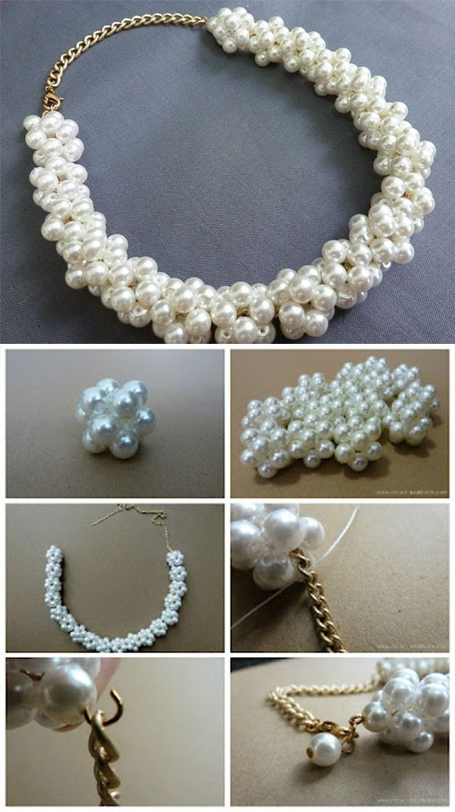 Diy beautiful ideas for necklace beauty do it yourself diy beautiful ideas for necklace solutioingenieria Choice Image
