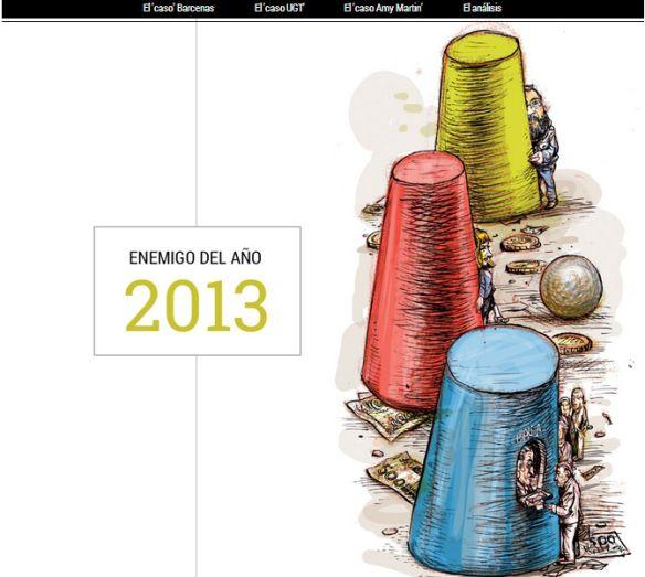 Resumen del Año 2013 en cibermedios, en mi blog #documedios