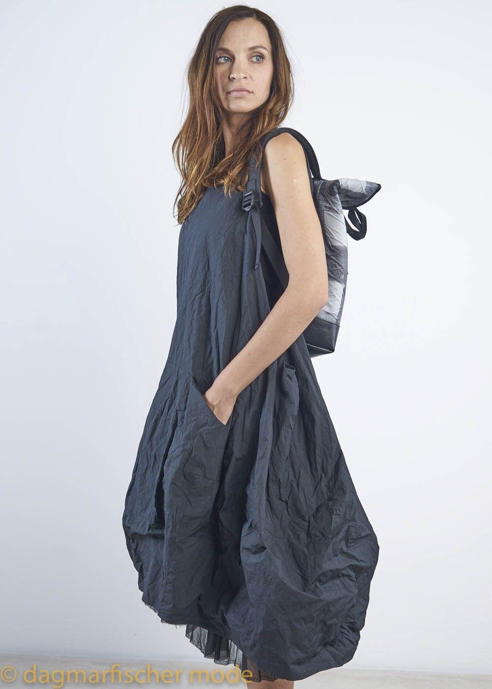 Onesize Kleid von RUNDHOLZ BLACK LABEL in black und ...