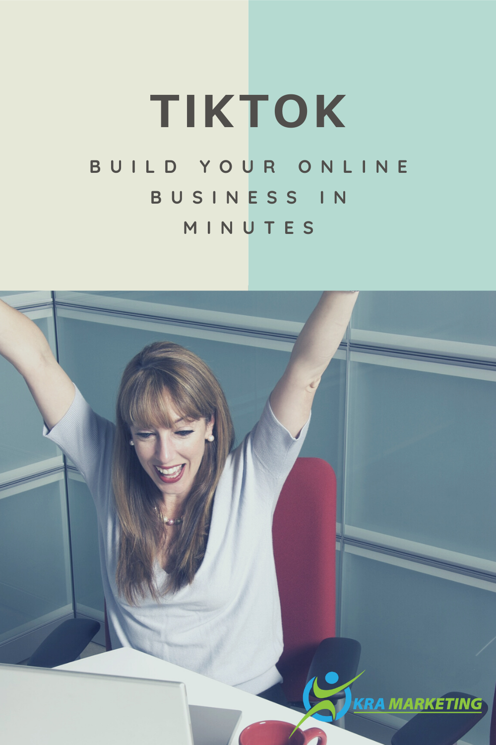 Build Your Online Business In Minutes On Tiktok Online Business Start Online Business Social Media