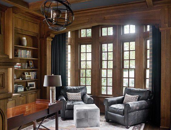 Tudor Treasure: Architect Frank Neely designs an Old English home in Buckhead - Atlanta Magazine: