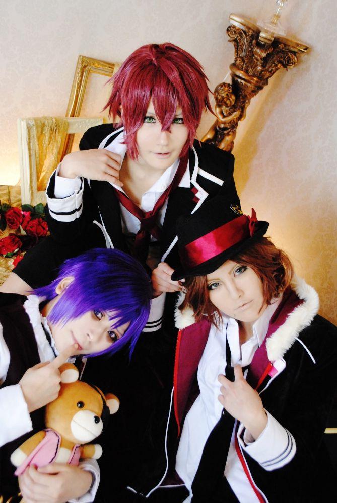 Azusa Matsuki(茉月 梓) Ayato Sakamaki Cosplay Photo - Cure WorldCosplay