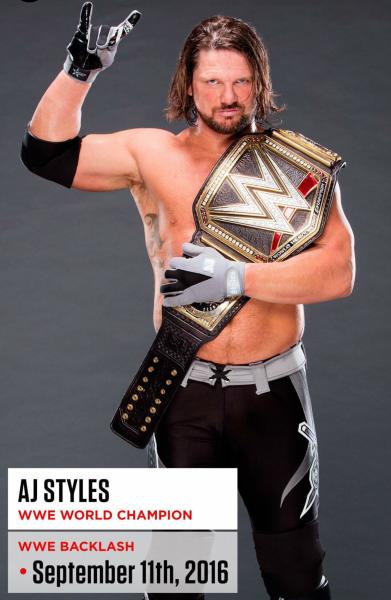 Aj Styles Aj Styles Pro Wrestling Professional Wrestling
