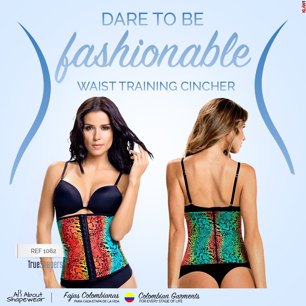 4bb03a06f36 DARE TO BE fashionable WAIST TRAINING CINCHER fajas colombianas True shapers  1062