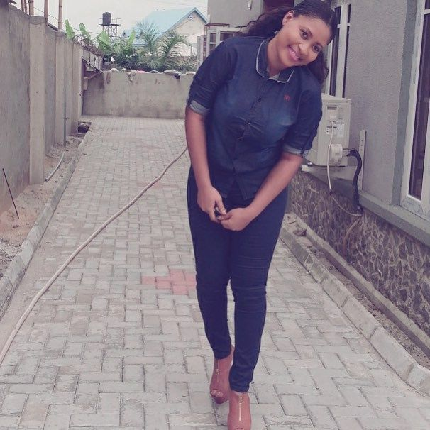 E News Popular Nigerian Actress Joke Jigan Now Into Cosmetology