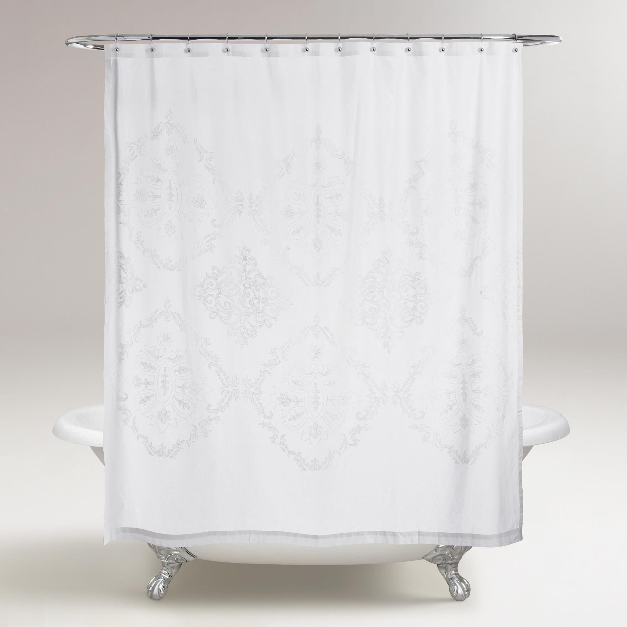 Simple Yet Sophisticated Our 100 Cotton Shower Curtain Features