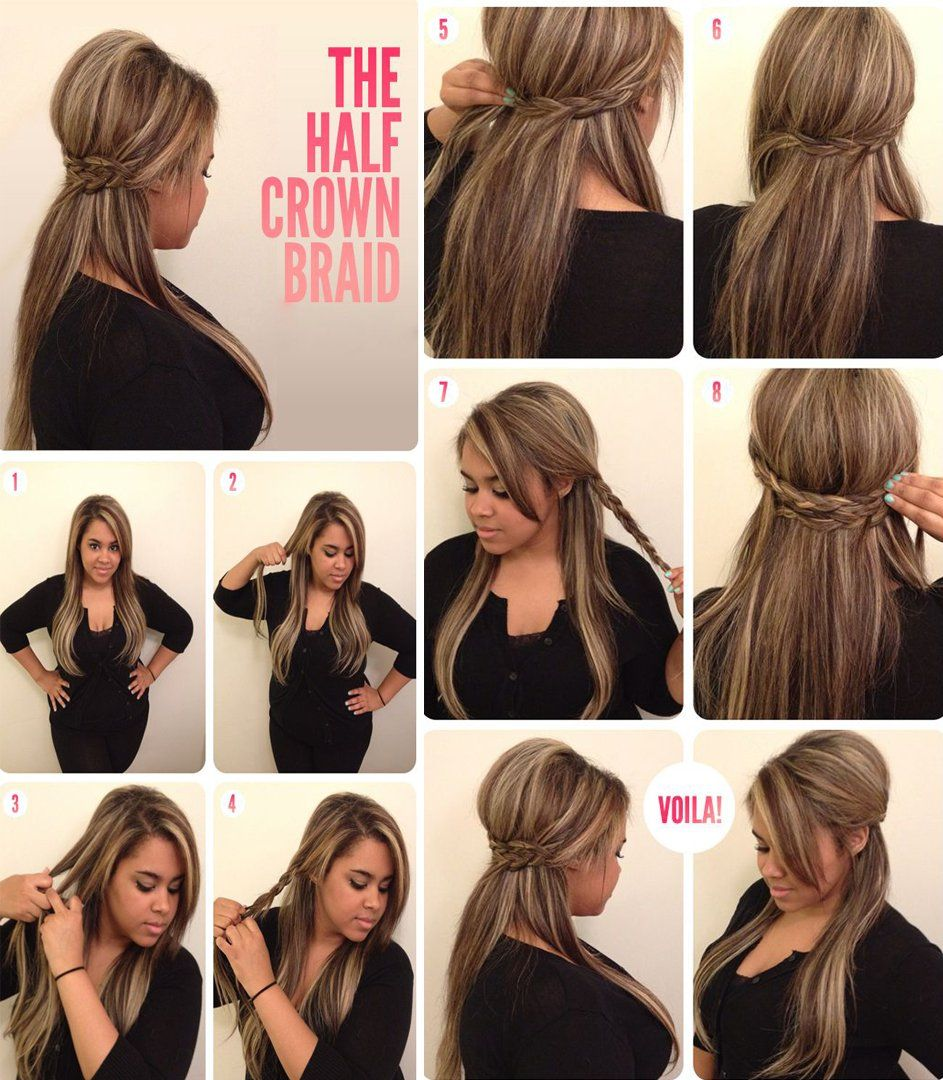 Peinados Con Volumen Para Fiesta