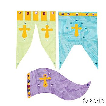 Diy Castle Flags Discontinued Make Your Own Flag Kids Art Projects Fabric Flags