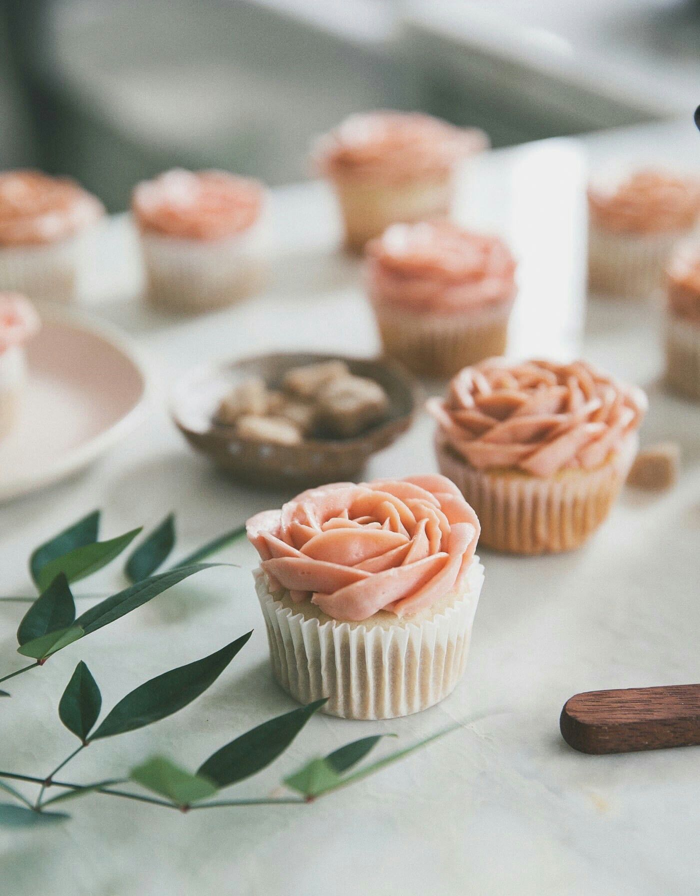 Pin by Snehi on FOoD in 2019 Cappuccino cupcakes