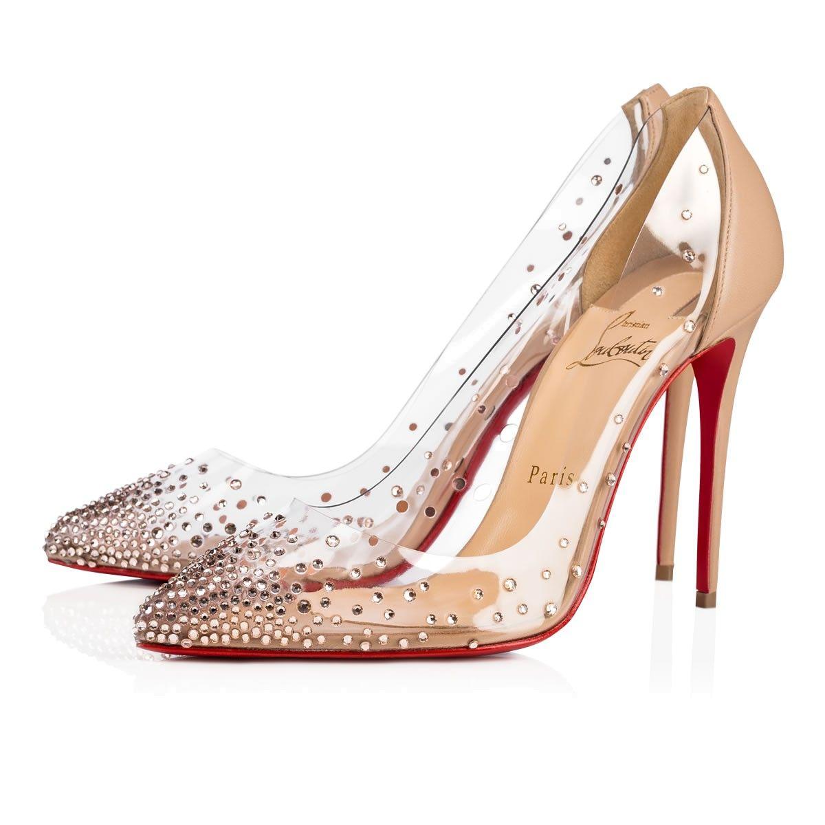 Stiletto heels, Christian louboutin