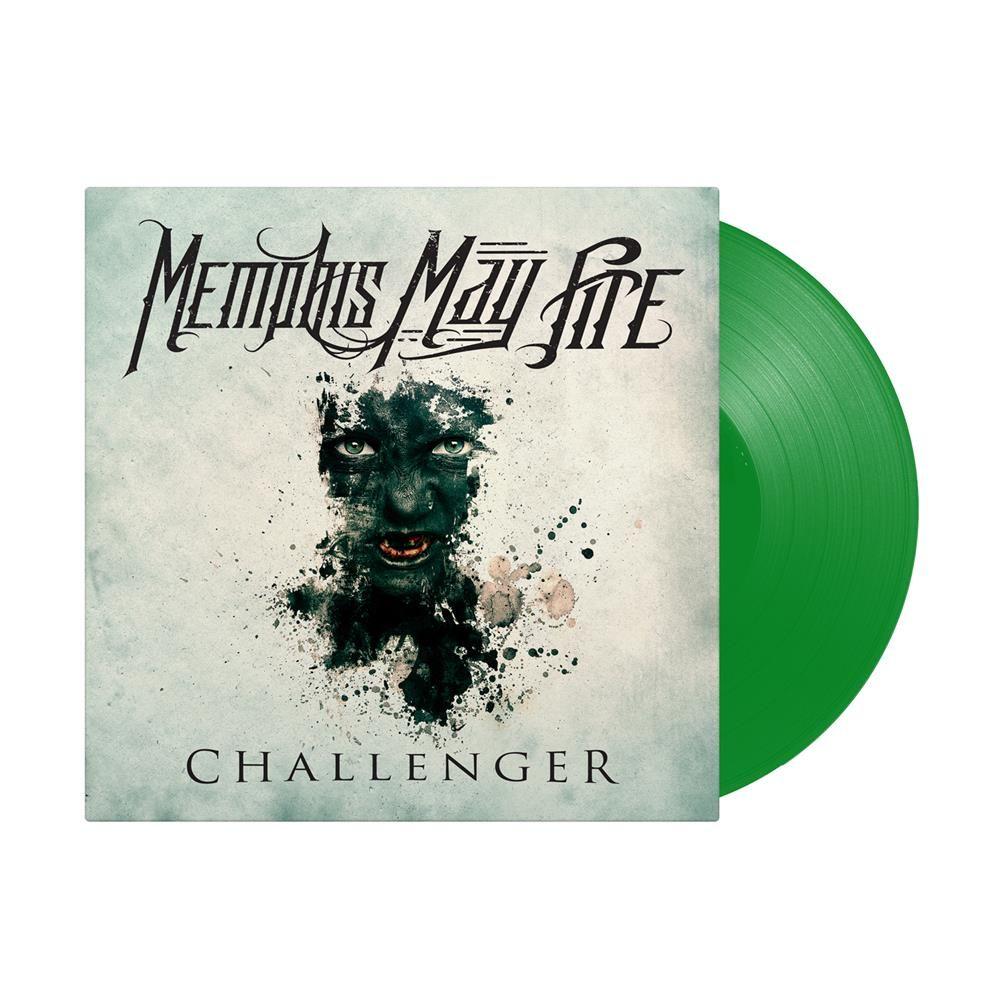 Challenger Green Lp Vinyl Cool Things To Buy Vinyl
