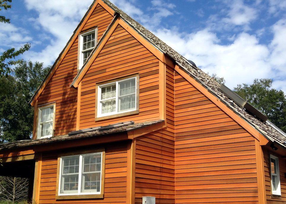 Cedar Siding Cedar Siding Prices And Pictures Cedar Siding Siding Prices Brown House Exterior