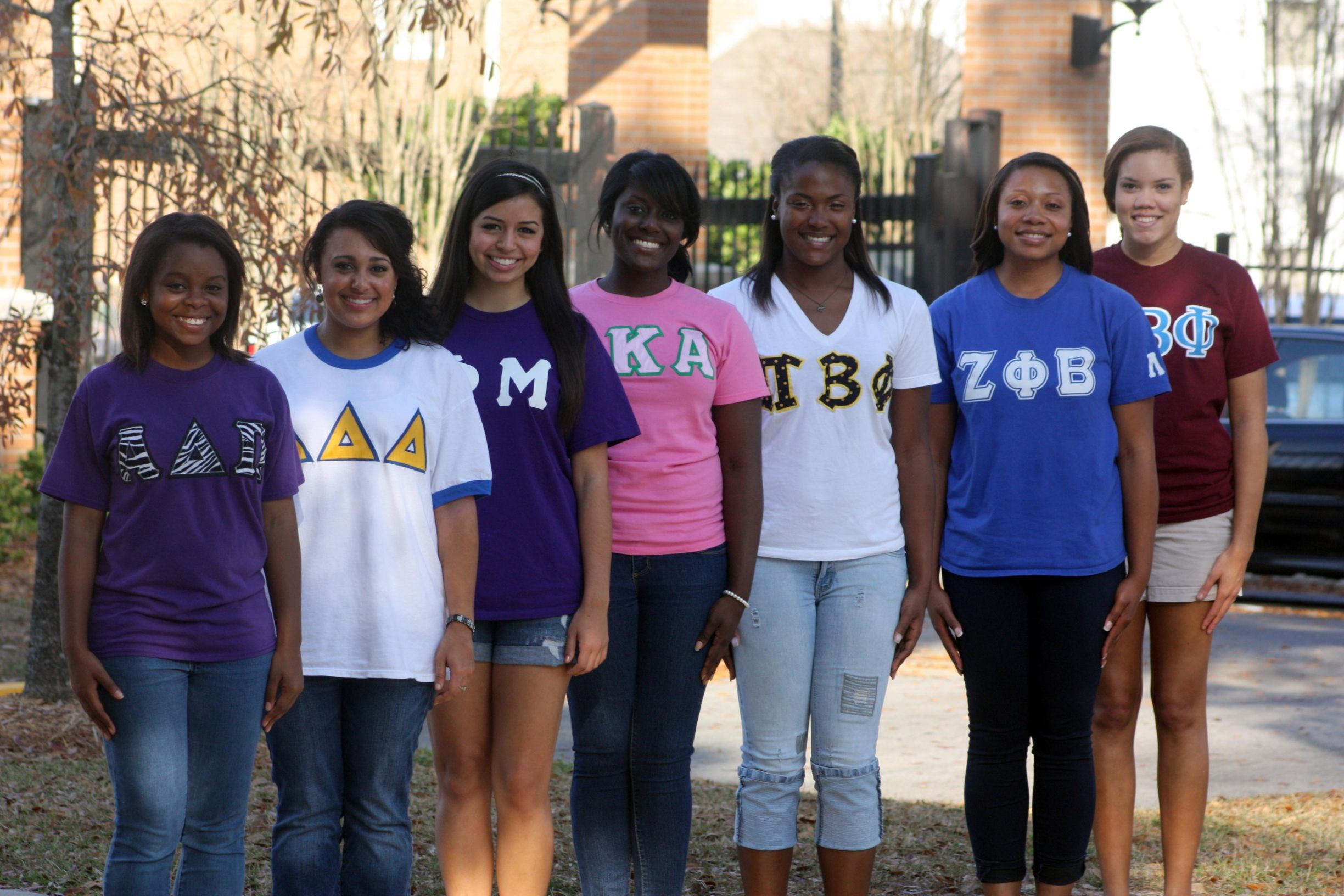 Sororities at The University of Southern Mississippi