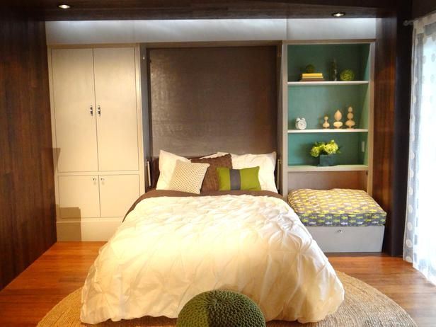 Murphy Bed Decorating Ideas
