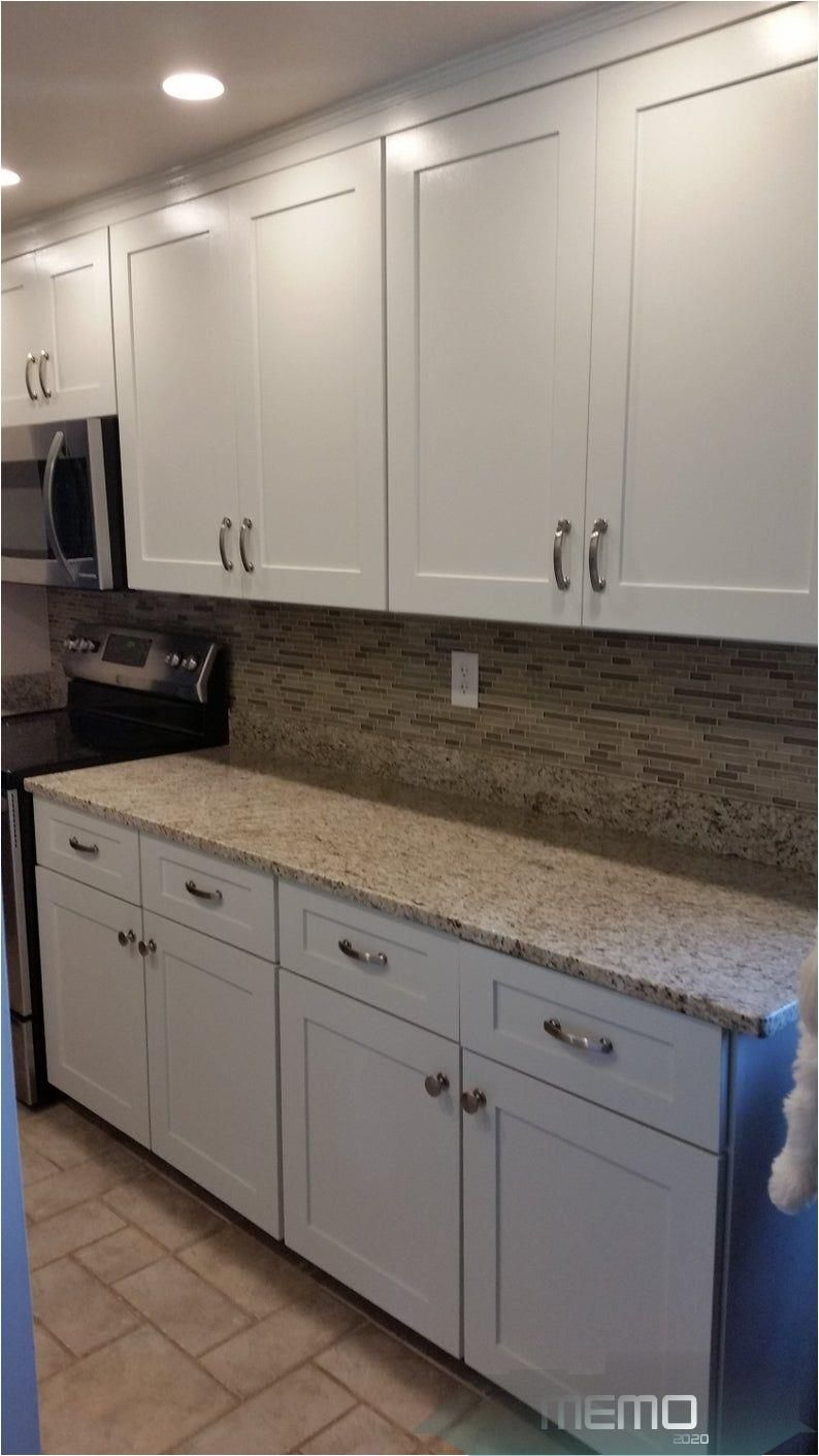 Jun 13 2020 Shaker Cabinet Door 9 99 Per Sq Ft Plus Shipping Unpainted Etsy Cabinetsaround In 2020 Shaker Cabinet Doors New Kitchen Cabinets Kitchen Remodel Small