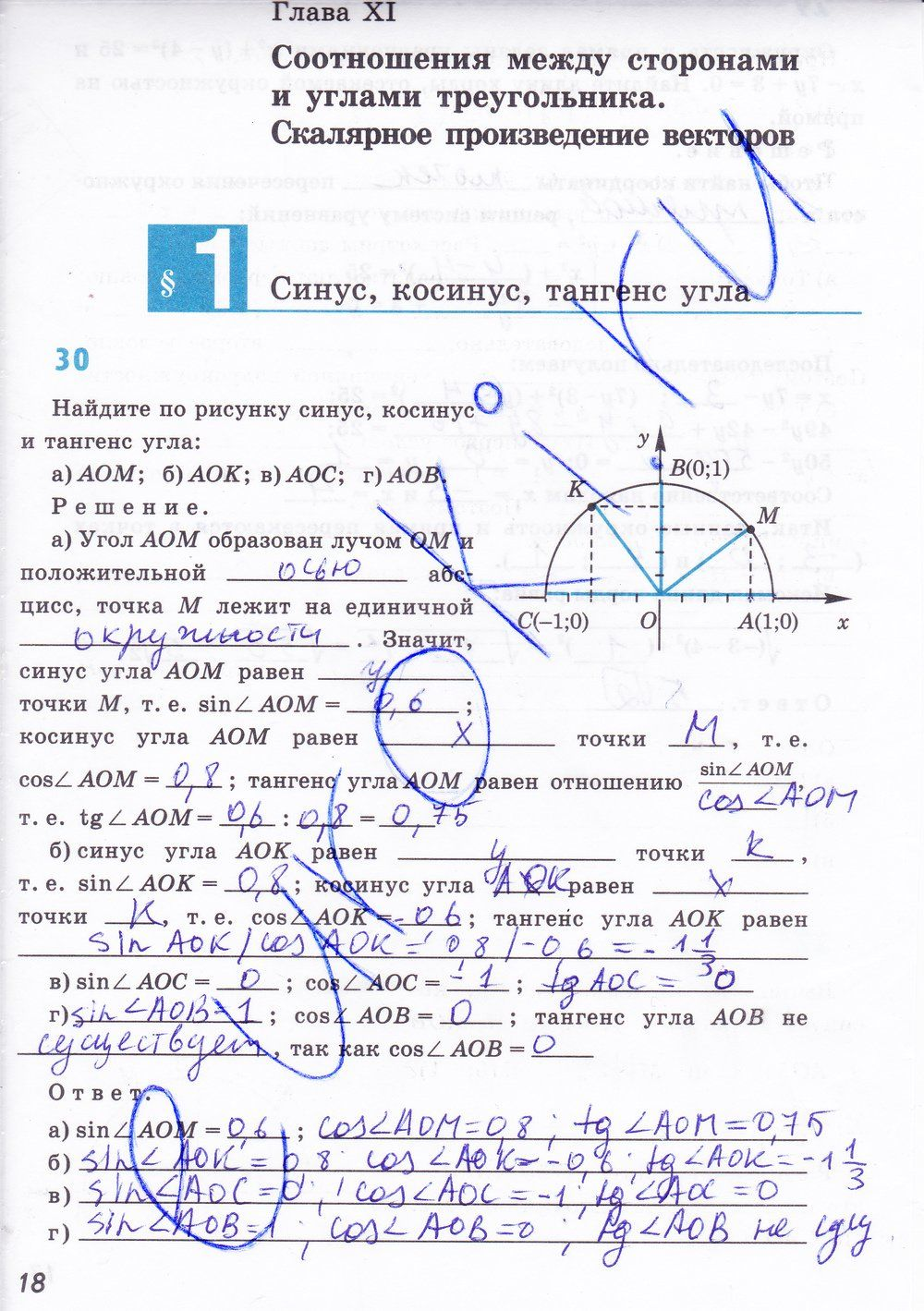Решебник по печатной тетради по биологии в.н.тихомиров л.м.вараксина