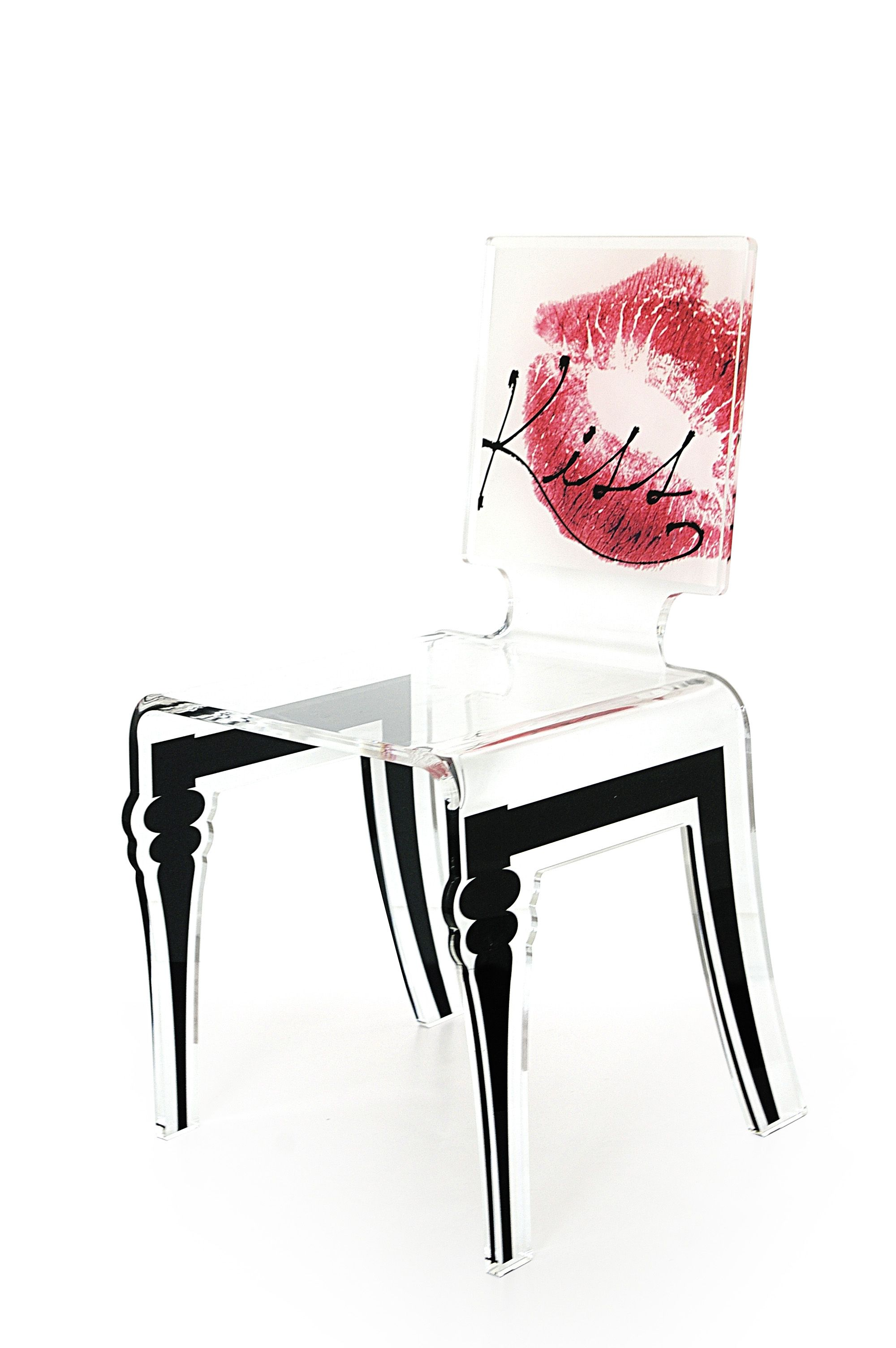 Chaise En Plexi Plus D Infos Sur Anders Paris Com Acrylic Chair Acrylic Furniture Furniture