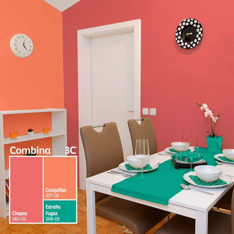 Colores Para Armonizar Los Espacios Que Compartes Con Tus S Colores Para Paredes Interiores Combinaciones De Colores Del Dormitorio Colores De Casas Interiores