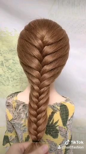 Hairstyle tutorial 129-FOLLOW FOR MORE💋💋 Daily Upd