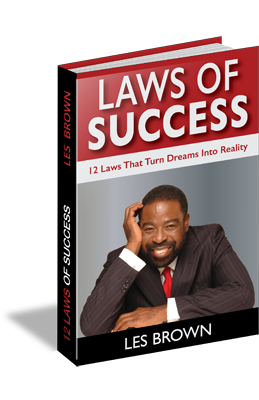 """Review Les Brown The Laws Of Success. Les Brown recently wrote a new book """"The Laws Of Success"""", which I totally love! Read Here: http://mindyourmind2.com/products/review-les-brown-the-laws-of-success"""