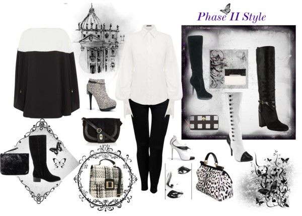 """Blacktastic"" by pamela-singley on Polyvore"