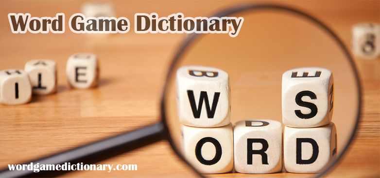 Scrabble Dictionary Most Trusted Dictionary and Scrabble