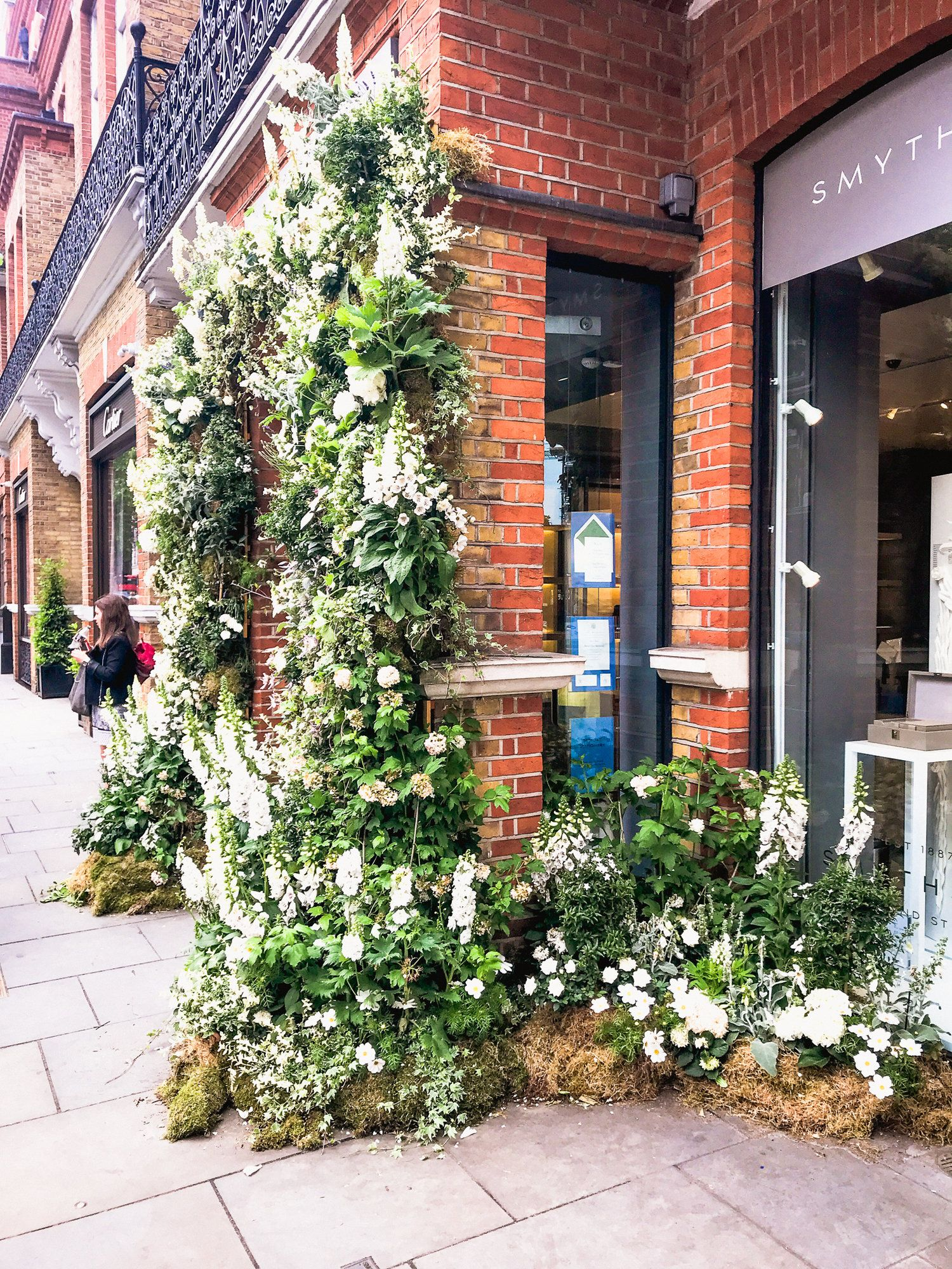 Chelsea Flower Show Best of London in Bloom Without a