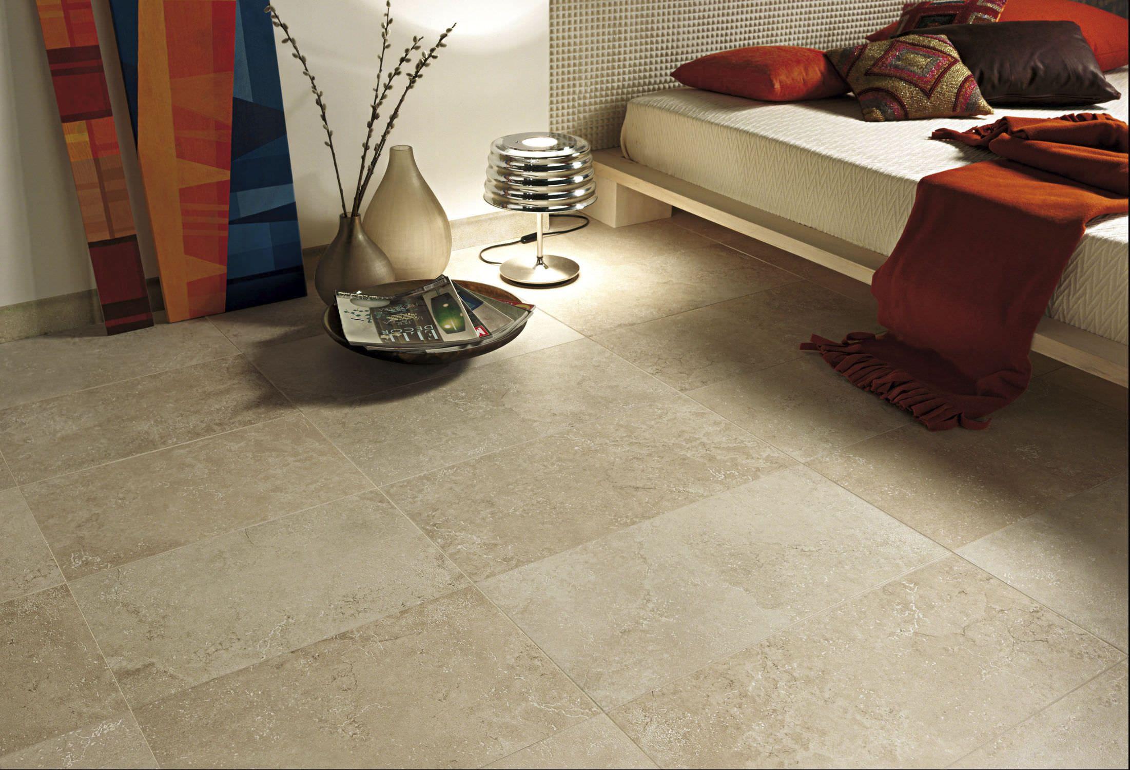 Lovely Tile For Basement Concrete Floor Part 12 - Bedroom Tile