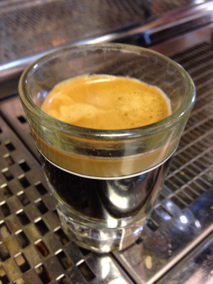 espresso Espresso is both a coffee beverage and a brewing