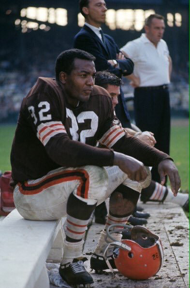 Jim Brown Nfl >> Jim Brown Of The Browns Football Classics Americanfootball