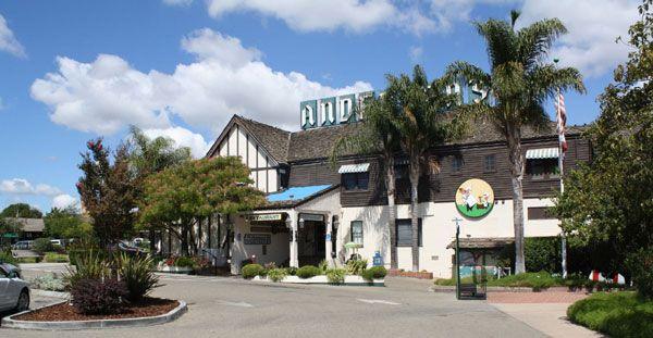 Peasoup Andersens Restaurant Buellton California Hotels Motels