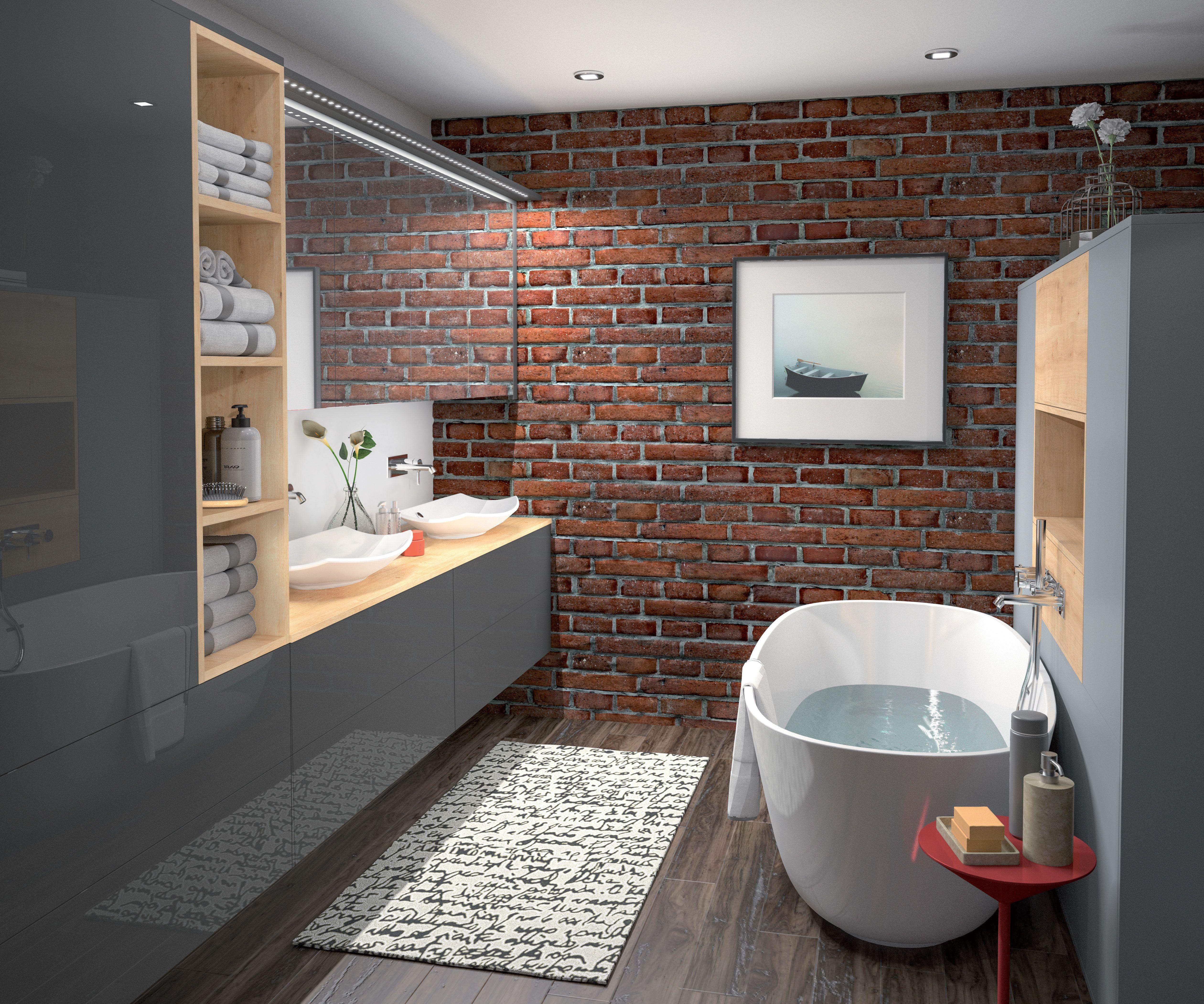 Stauraum Badezimmer ~ Im haka badezimmer ist für alles platz stauraum genug auch für