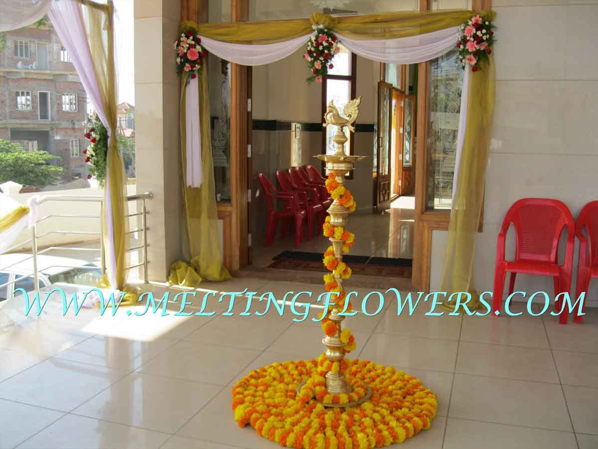 Home Decoration In Punjabi Wedding : Marriage decoration bangalore wedding decor