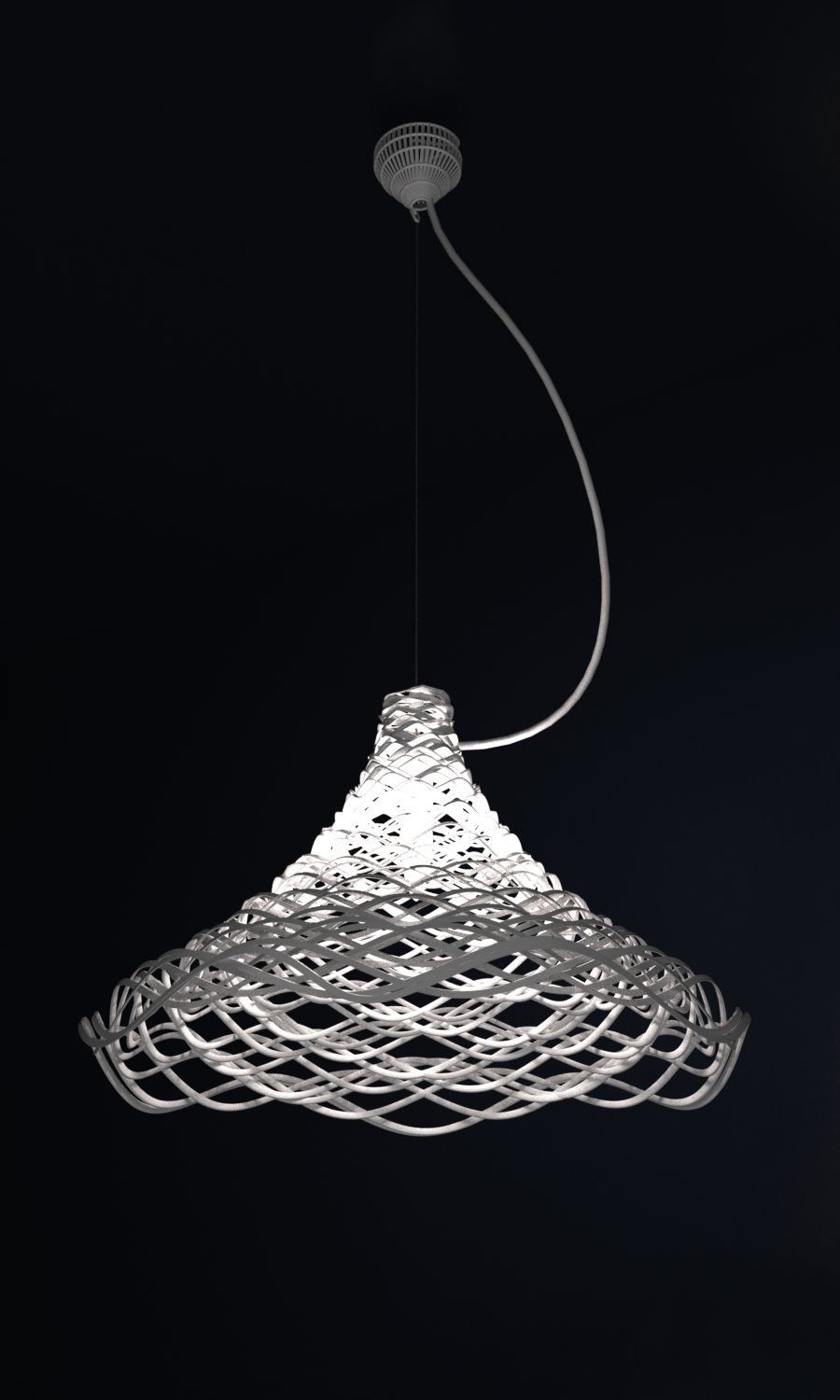3d Print Lamp Shade Lighting Pattern Lights Fantastic 3d Lamp