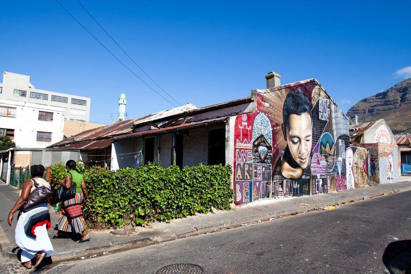 Freddy Sam mural