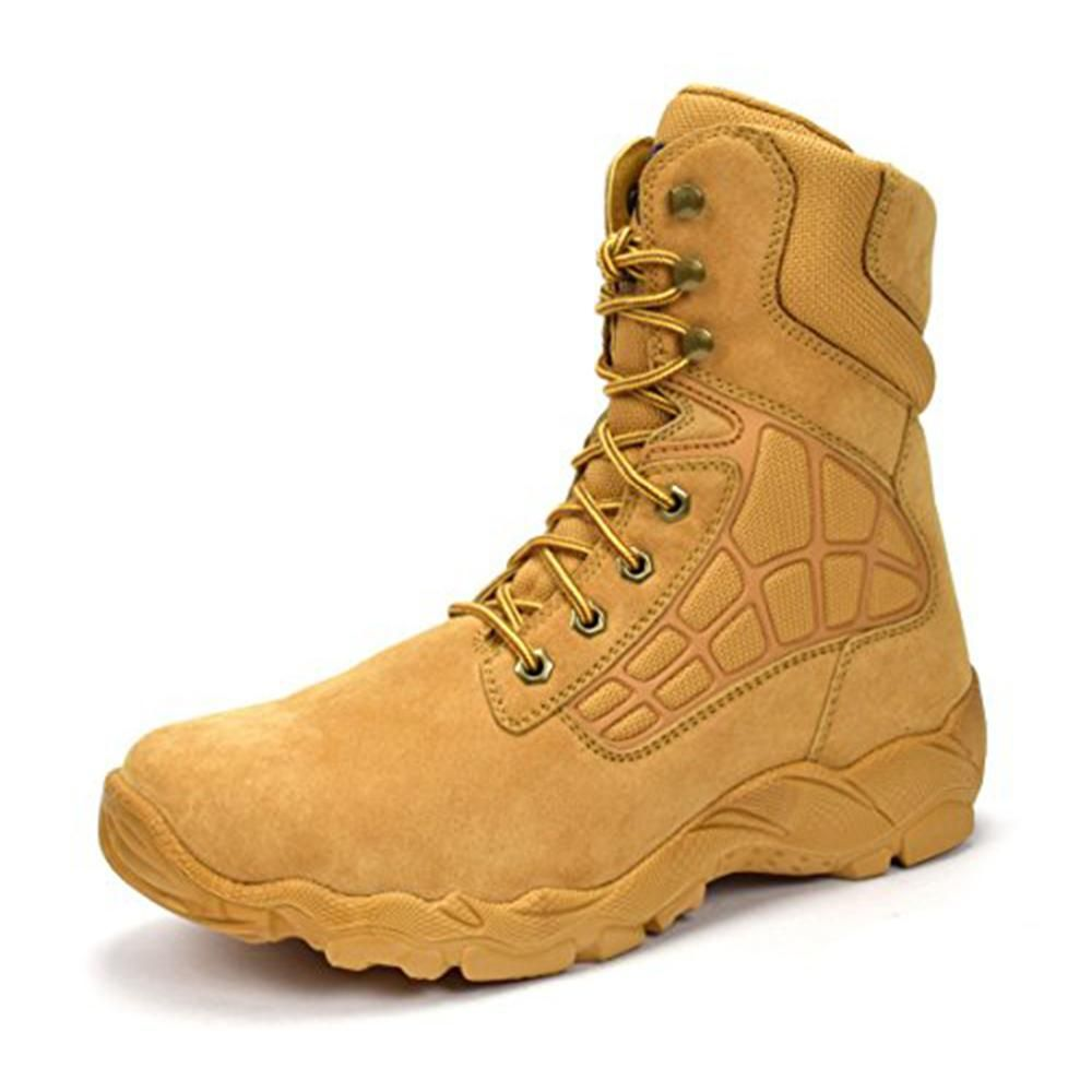Condor Men S 8 In Wheat 11 E Us Steel Toe Work Boot Steel Toe