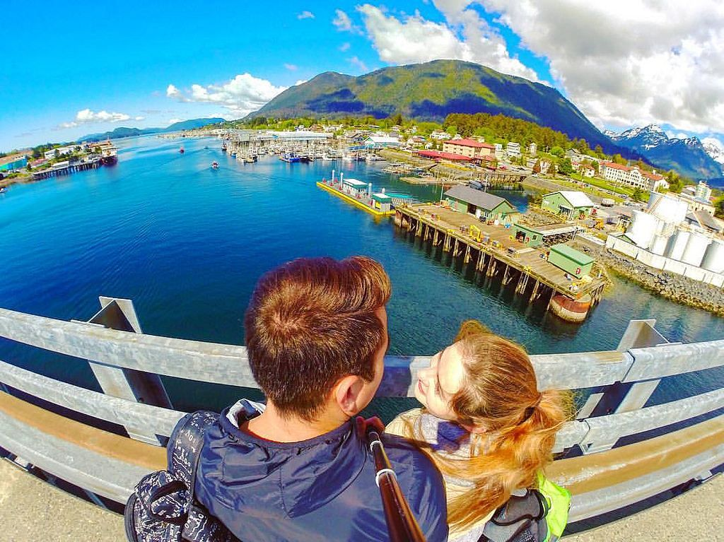 https://flic.kr/p/UEaijE | Sitka, Alaska,   The first Russian city founded in Alaska before it was sold to the United States.  #sitka #alaska #chilean #chileno #traveler #viajero #gopro #goprobr #Go_worldd #goprohero #goprolife #GoPro_Boss #goprooftheday #goprophotography #goproeve