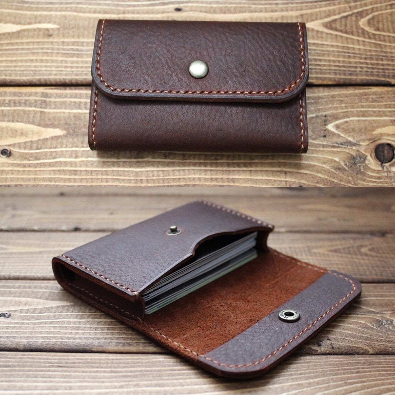 Business credit card holder wallet business card case card business card case credit card wallet it can hold about 15 plastic cards great reheart Choice Image