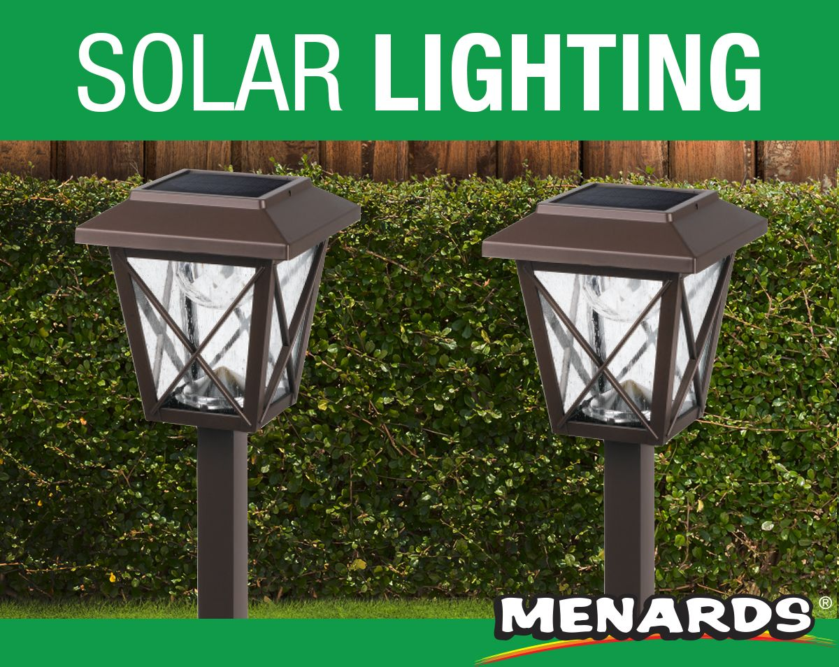 The Patriot Lighting Winsted 2-pack solar path light has a ... on Patriot Outdoor Living id=90744