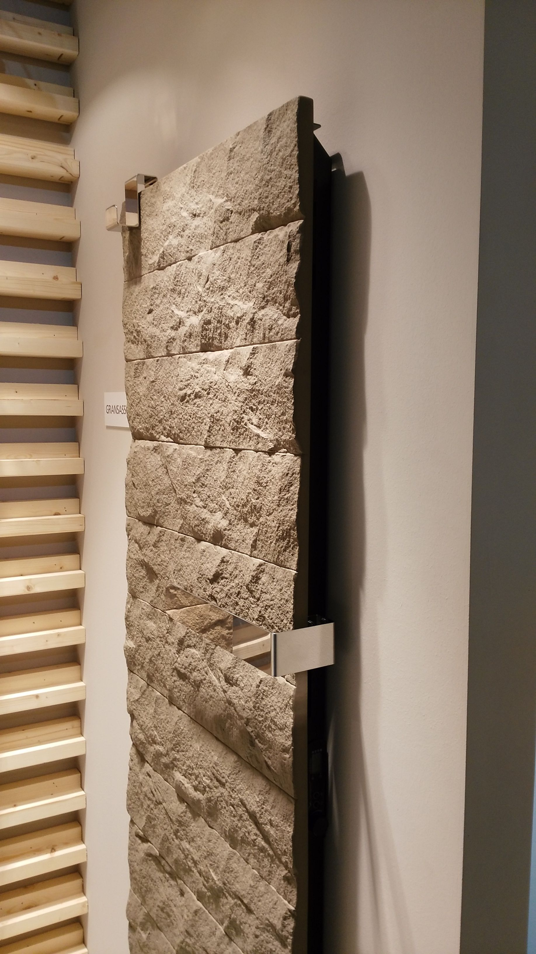 gransasso by livingstone radiators #radiators #radiatori #design ... - Radiatore Arredo Bagno