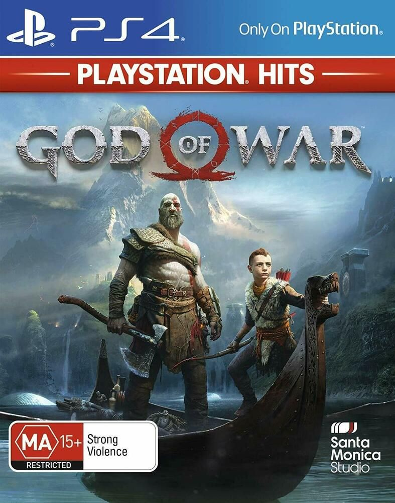 Details About God Of War Sony Ps4 Playstation 4 Fighting Rpg Role