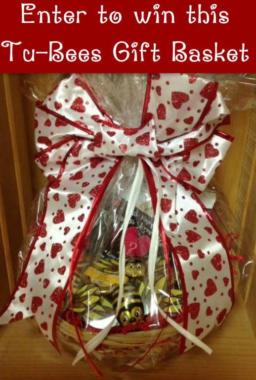 Enter to win this valentines day gift basket from tu bees on enter to win this valentines day gift basket from tu bees on strictly canadian http negle Choice Image