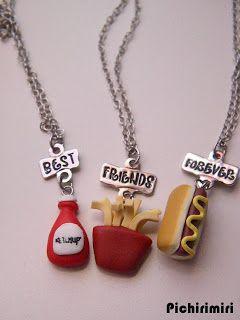 código promocional 59315 10892 Regalos para todos: Collares para tu Mejor amiga ...