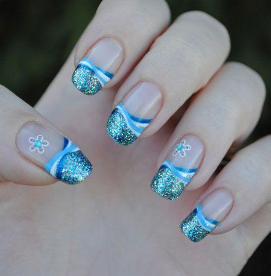 naillicious — cute winter nails - Naillicious — Cute Winter Nails Beauty Pinterest Winter