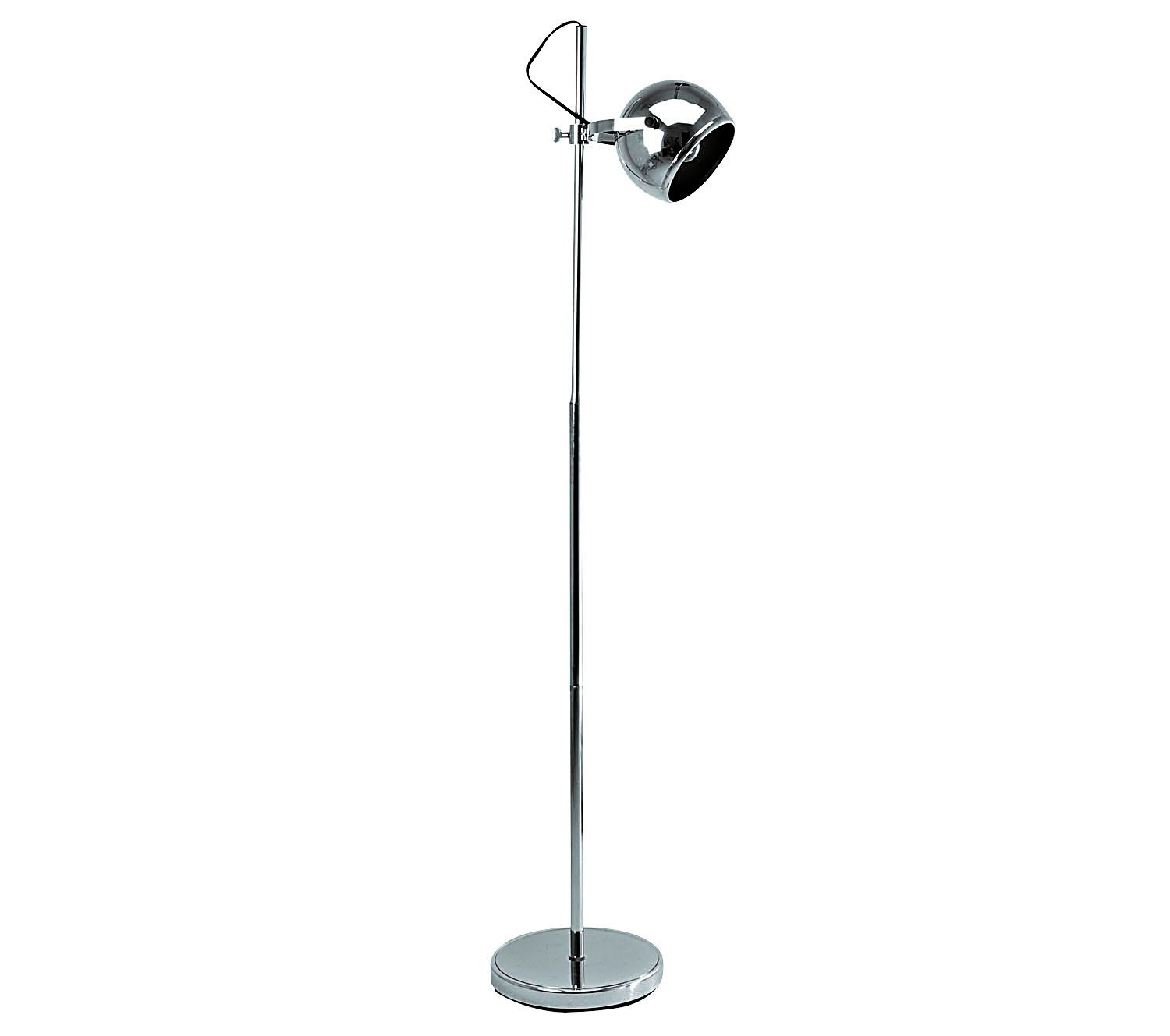 lamp wofi floor series decorative floors chrome light benett