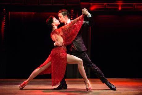 cena y show de tango en capital federal restaurante