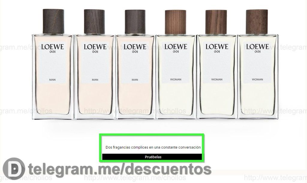 Muestras de perfume Loewe GRATIS - http://ift.tt/2cMJbUU
