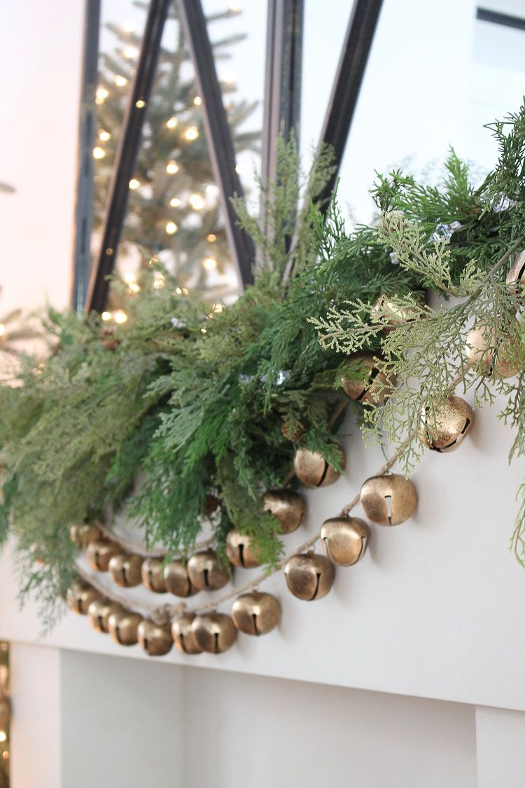 Photo of Winter Wonderland Christmas Home Tour: Living Room and Family Room – The House of Silver Lining